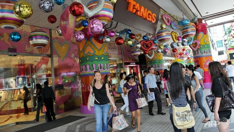 Promoting multichannel retailing key in Singapore's new industry roadmap
