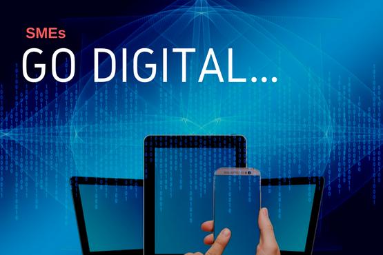 """Singapore SME's Urged to """"Go Digital"""""""