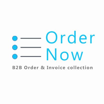 Order Now: B2B Order Collection