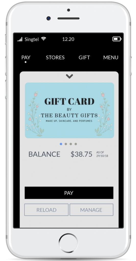 Gift Voucher System