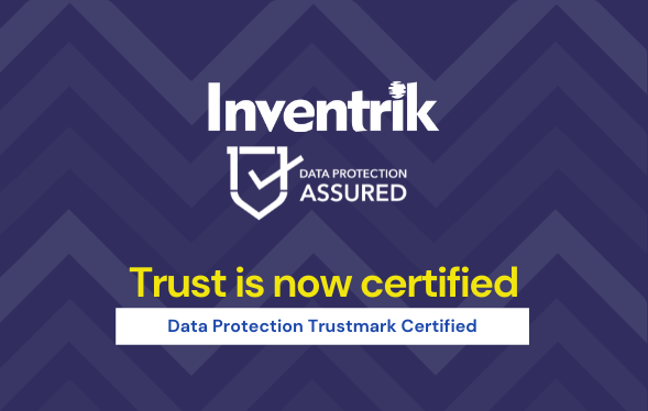 Inventrik is DPTM certified!